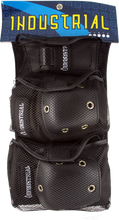 Industral Trucks - 3pc Pad Set L - Blk / Blk Cap Ppp - Skateboard Pads