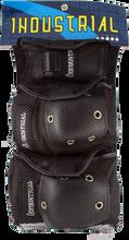 Industral Trucks - 3pc Pad Set Xl - Blk / Blk Cap Ppp - Skateboard Pads