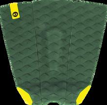 Kinetik - Original Two Track 3pc Forest Traktion - Surfboard Traction