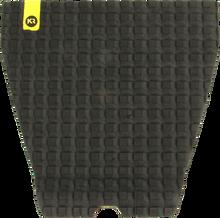 Kinetik - Geotrack 3pc Black Traktion - Surfboard Traction