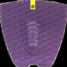 Kinetik - L.e. Two Track 3pc Dirty Grape Traktion - Surfboard Traction