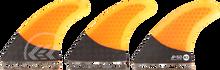 Kinetik - Joel Parkinson Carbo Tune S - M Ffs Orange - Surfboard Fins