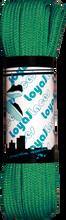 Loyal Laces - Laces Single Set - Kelly Green