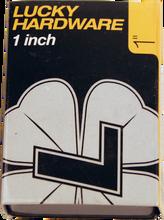 "Lucky Bearings - Hardware 1"" Single Set"