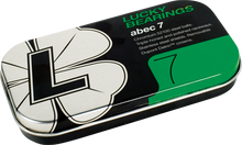 Lucky Bearings - Abec - 7 Bearings Single Set - Skateboard Bearings