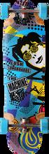 Lush - Machine 80's Complete - 9.87x38 / 24.25 - 25wb - Complete Skateboard