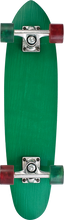 Makaha - Rocker Complete - 6.5x27 Yel / Grn Sale - Complete Skateboard