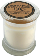 Matunas - Soy Candle 14oz Glass - Raspberry