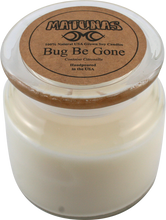 Matunas - Soy Candle 22oz Glass - Bug Be Gone