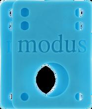 "Modus - Riser Pad Set 1 / 8"" Blue - Skateboard Riser"