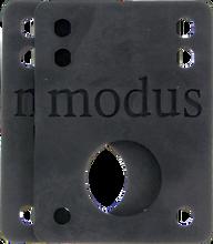 "Modus - Riser Pad Set 1 / 8"" Black - Skateboard Riser"
