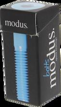 "Modus - 1"" Allen Hardware Blk / Blue Single Set"