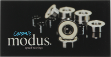 Modus - Ceramic Bearings Single Set - Skateboard Bearings