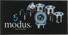 Modus - Abec - 5 Bearings Single Set - Skateboard Bearings