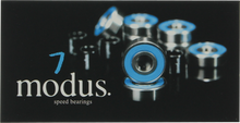 Modus - Abec - 7 Bearings Single Set - Skateboard Bearings