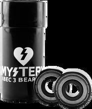 Mystery - Abec - 3 Bearings Single Set - Skateboard Bearings