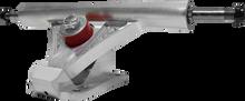Navigator - Precision Drone 180mm Silver 42?????? / 36?????? - (Pair) Skateboard Trucks