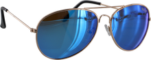 Nectar - Aviator Polarized Apollo Gold / Blue
