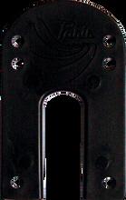"""Paris - 1 / 4"""" Hard Riser Pad Black 1pc - Skateboard Riser"""