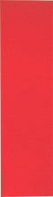 Pimp Grip - Grip Single Sheet - Panic Red - Skateboard Grip Tape