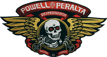 Powell Peralta - Winged Ripper Lg Patch 6.5x12""