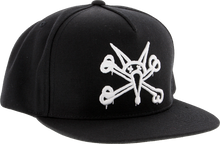 Powell Peralta - Vato Rat Hat Adj - Black