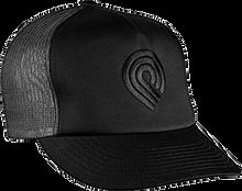 Powell Peralta - Triple P Logo Mesh Hat Black