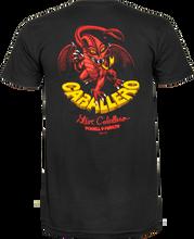 Powell Peralta - Cab Dragon Ii Ss L - Black - Skateboard Tshirt
