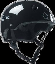 Pro Tec - (cpsc)classic Gloss Blk - Xxl Helmet - Skateboard Helmet