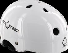 Pro Tec - (cpsc)classic Gloss Wht - L Helmet - Skateboard Helmet