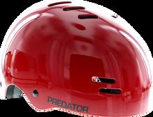 Product - Sk8 Helmet S / M - Gloss Red - Skateboard Helmet