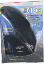 Proteck - Perform Ffs Combo 9.0+4.0 Black - Surfboard Fins