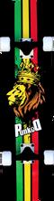 Punked - Rasta Lion Complete - 7.75 Ppp - Complete Skateboard