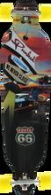 Punked - Diner Drp - Thru Complete - 9x41.25 Ppp - Complete Skateboard