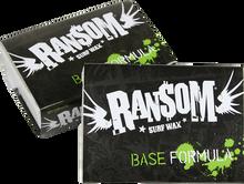 Ransom Surf Wax - Basecoat Single Bar - Surfboard Wax