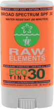 Raw Elements - Elements Face Stick Tint .60oz Spf 30+ Single