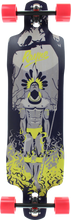 Rayne - Dalua Amazon Warrior Complete - 10x38.5 - Complete Skateboard