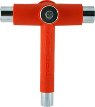 Reflex - Utilitool - Orange / Chrome - Skateboard Tool