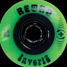 Retro - Invertz Park Plus 61mm 99a Lime - (Set of Four) Skateboard Wheels
