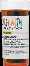 Ritalin - Abec - 5 Blue Bearings Ppp - Skateboard Bearings
