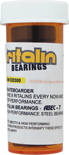 Ritalin - Abec - 5 Red Bearings Ppp - Skateboard Bearings