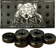 Rush Bearings - Abec - 9 Bearings Ppp - Skateboard Bearings
