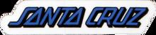 "Santa Cruz - Classic Strip 5"" Decal - Skateboard Decal"