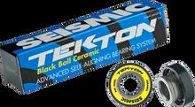Seismic - Tekton 10mm Ceramic Bearings Single Set - Skateboard Bearings