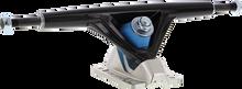 Seismic - Aeon 180mm 45?????? Blk / Silver - (Pair) Skateboard Trucks