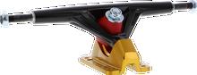 Seismic - Aeon 180mm 30?????? Blk / Gold - (Pair) Skateboard Trucks