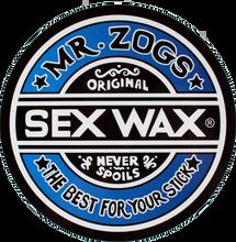 "Sex Wax - Circle 3"" Decal Single"