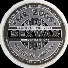 Sex Wax - Wax Dream Cream Plat. Single Bar - Warm / Cold - Surfboard Wax