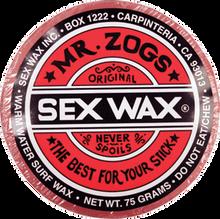 Sex Wax - Wax Og. Single Bar - Warm Assorted - Surfboard Wax