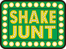Shake Junt - Box Lg Decal Single - Skateboard Decal